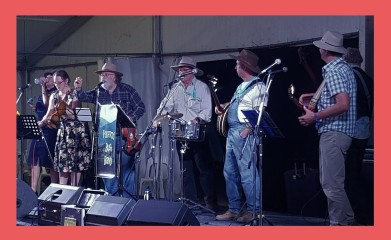 Paverty Bush Band