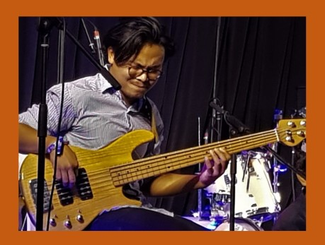 Wayan Dana of the Praashekh Quartet